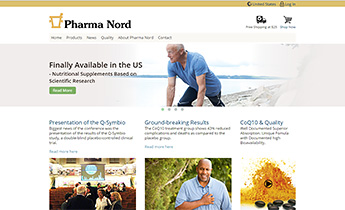 Pharma Nord launches US website