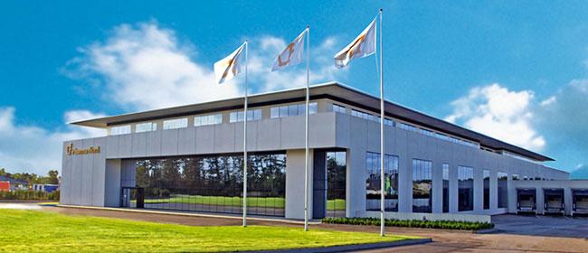 A Pharma Nord központja Dániában található, Vejlében