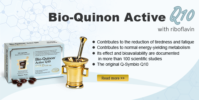 Bio-Quinon Active Q10 with riboflavin